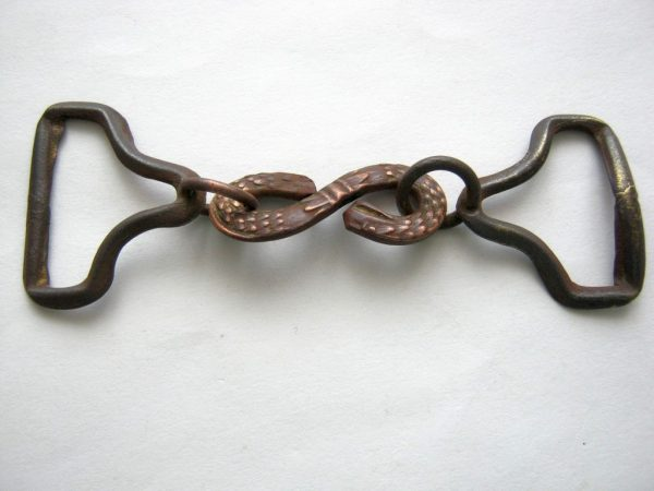 Snake and buckles 1812