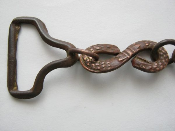 Belt hanger part french in war 1812