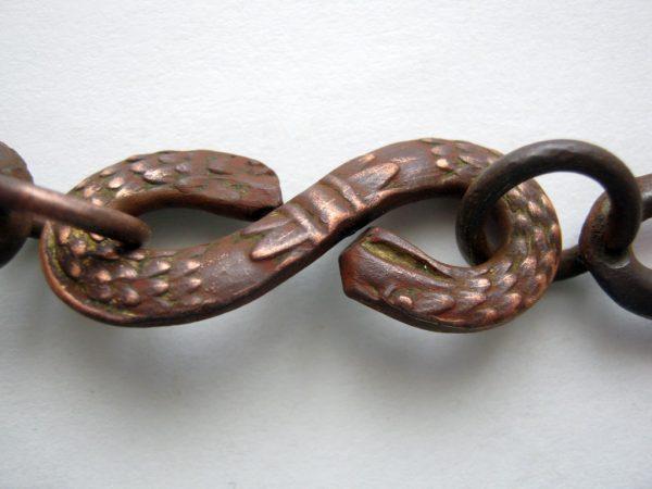 brass snake buckle napoleon
