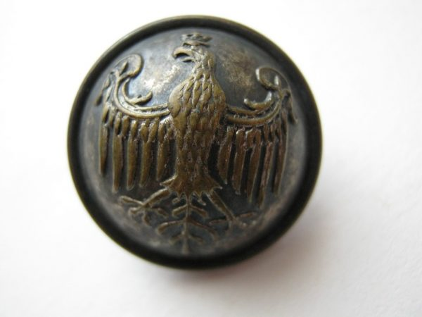 Rare button Poland Joseph Haller Blue Army