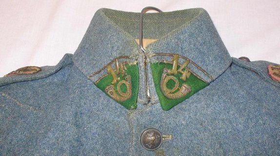 Blue Army Poland 1917 - 1921 coat uniform tunic