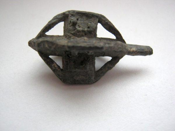 old judaica vintage dreidel