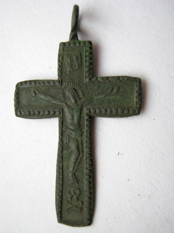 old body cross