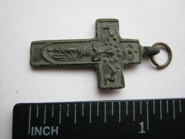 IHS crucifix