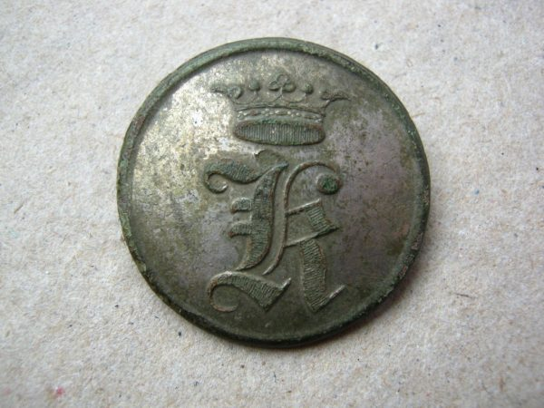 vintage antique button Munchheimer str.