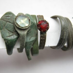 antique rings vikings