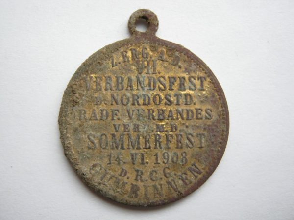antique medal