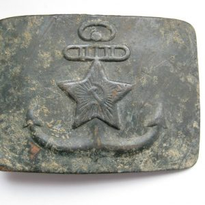 USSR Navy belt buckle for sale