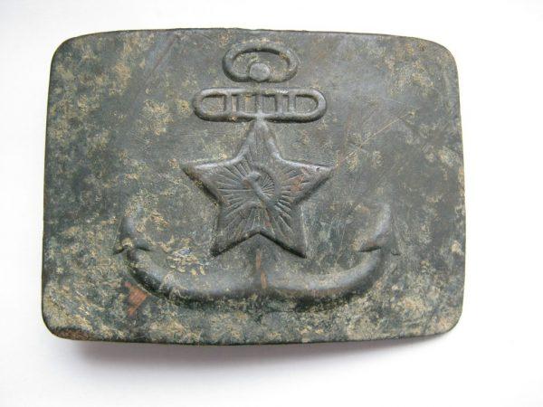 USSR Navy belt buckle for sale