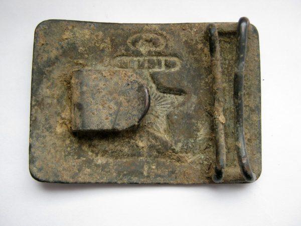 USSR Navy belt buckle