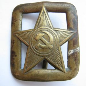 Red army ww2 RKKA belt buckle