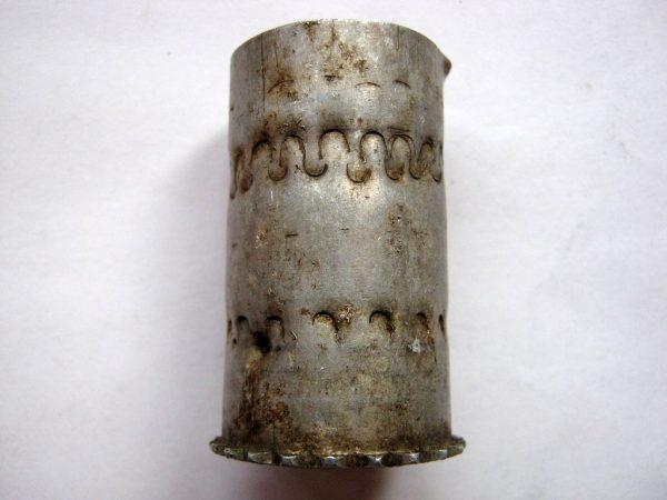 trench art glass shot wehrmacht