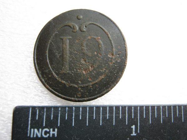 button France 1812